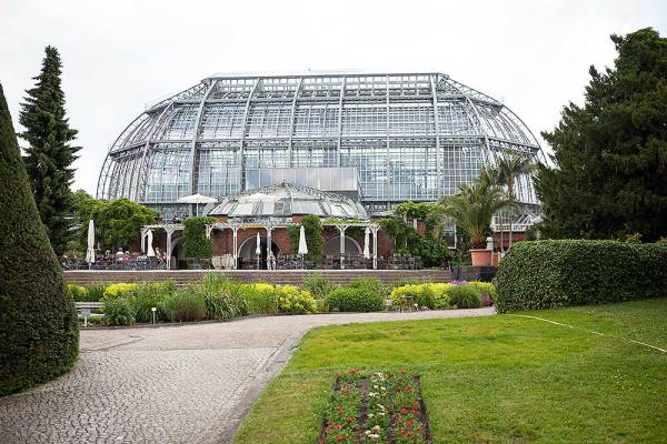 Serabag - Botanischer Garten